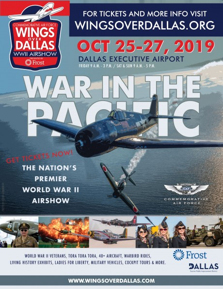 Wings Over Dallas Airshow » Dallas Executive Airport